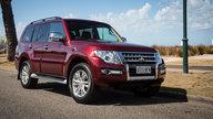 No plans for Mitsubishi Pajero successor