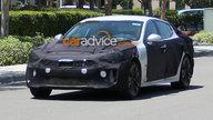 Kia GT teased ahead of January debut and Australian launch