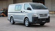 2016 Toyota HiAce update for Australia brings Euro 5 diesel upgrade