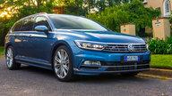 2017 Volkswagen Passat 206TSI R-Line brings more power, AWD for Australia