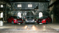 Comparison: Hyundai i30 SR Premium v Mazda 3 SP25 Astina v Volkswagen Golf 110TSI Highline