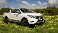 2016 Mazda BT-50 XTR Kuroi Pack Review