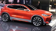 2018 BMW X2 previewed with new Paris motor show concept
