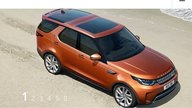 2017 Land Rover Discovery leaked
