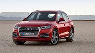 2017 Audi Q5 revealed ahead of Australian debut