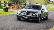 2017 Mercedes-Benz E200 Review