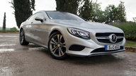 2015-16 Mercedes-Benz S-Class coupe recalled for headlight fix
