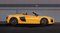 2017 Audi R8 Spyder Review