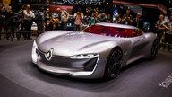 2016 Renault Trezor Concept - 2016 Paris Motor Show