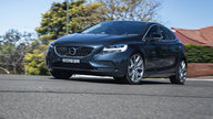 2017 Volvo V40 D4 Review:: Inscription with Polestar Performance pack
