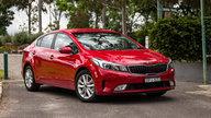 2017 Kia Cerato Si sedan review