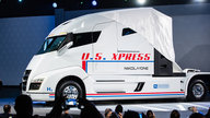 Nikola One: Hydrogen freight hauler officially revealed, advanced new battery pack detailed