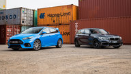 2017 BMW M140i v Ford Focus RS comparison