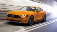 2018 Ford Mustang GT 'Drag Strip' mode races below four-second 0-60mph sprint