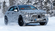 2019 Mercedes-Benz GLA spied