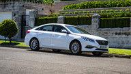 2017 Hyundai Sonata Active review