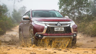 Mitsubishi draws parallels to Jeep, Land Rover