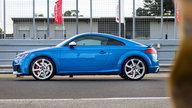 2017 Audi TT RS review