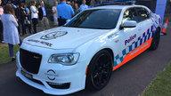 NSW Police add Chrysler 300 SRT to promo fleet