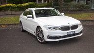 2017 BMW 520d review