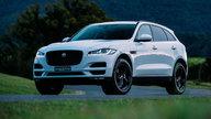 2018 Jaguar F-Pace, XE, XF get new 221kW Ingenium petrol engine - UPDATE
