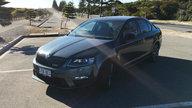 2014 Skoda Octavia RS 162TSI review
