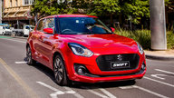 2017 Suzuki Swift review