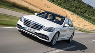 2018 Mercedes-Benz S-Class: 48-volt system is the future, but diesel's not dead yet
