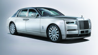 2018 Rolls-Royce Phantom revealed, here in Q4 - UPDATE