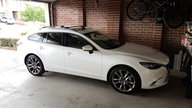 2016 Mazda 6 GT Safety review