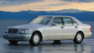 1994 Mercedes-Benz S320 review