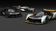 McLaren Ultimate Vision Gran Turismo revealed