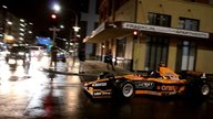 Confused locals look on as Formula 1 cars hit the streets of Adelaide in this incredible video