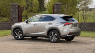 2018 Lexus NX review
