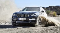 2018 BMW X3 review