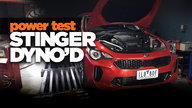 Kia Stinger V6 on the dyno! Surprised with the numbers?