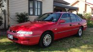 1996 Holden BERLINA Review