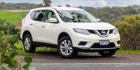 Nissan X-Trail 'Divide-N-Hide' cargo system