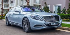 Mercedes-Benz S-Class Technology Overview