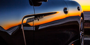A quiet cruise in the Porsche Panamera S E-Hybrid
