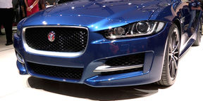 2015 Jaguar XE - first look