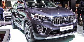 2014 Kia Sorento - first look