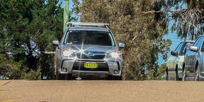 2014 Subaru Forester - A Week with Dr Dave