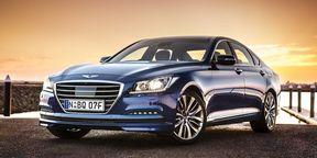 Hyundai Genesis Review : E-Class challenger or pretender?