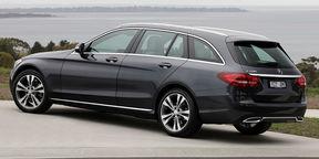 Mercedes-Benz C-Class Estate First Look review