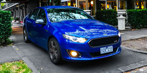 Ford Falcon FG X XR8 - Visiting a Falcon Fanatic