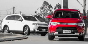 Mitsubishi Outlander PHEV v Diesel review : Which saves you money?
