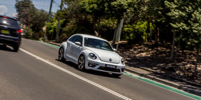 Volkswagen Beetle R-Line review : A more brutish Bug?