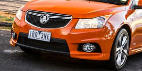 Holden Cruze - hidden safety features