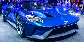 Ford GT First Look : NAIAS Detroit Motor Show 2015